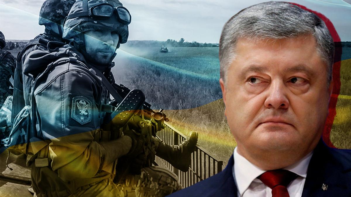 Обмеження при воєнному стані в Україні 2018
