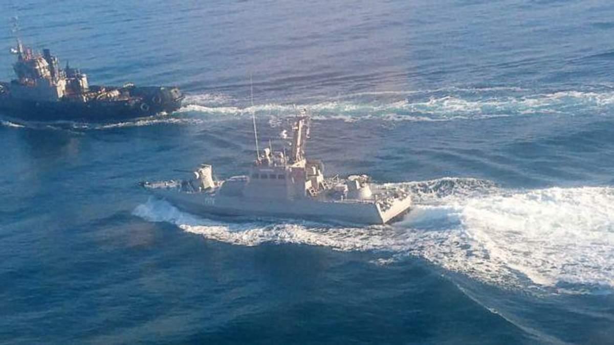 Ескалація в Азовському морі: один із захоплених українських моряків перебуває у критичному стані