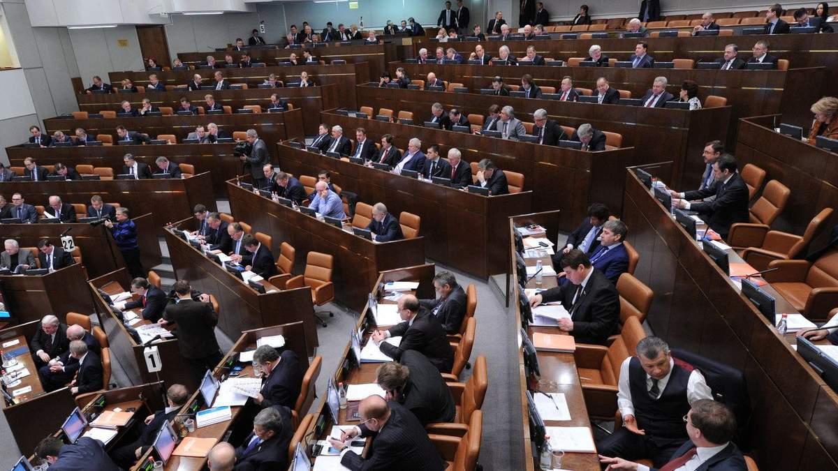 У Росії відзначились цинічною заявою щодо запровадження воєнного стану в Україні