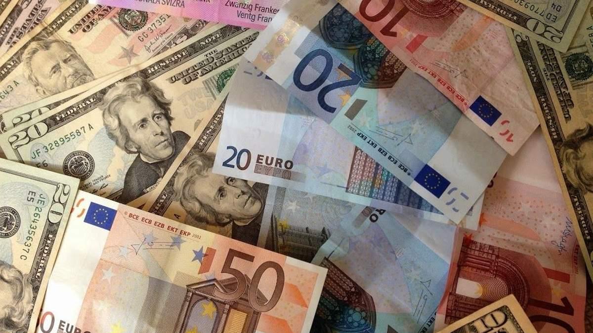 Курс валют НБУ на 28 листопада
