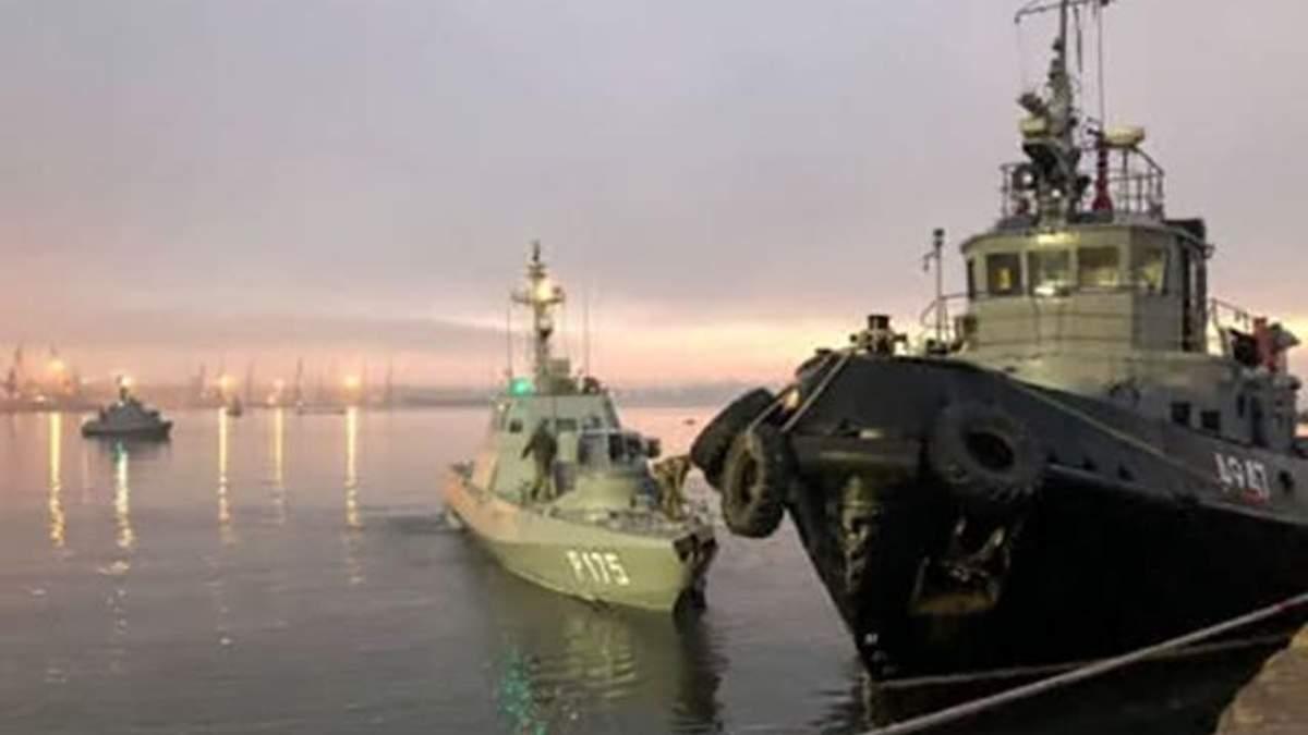 """В Крыму """"суд"""" арестовал еще троих захваченных россиянами украинских моряков"""