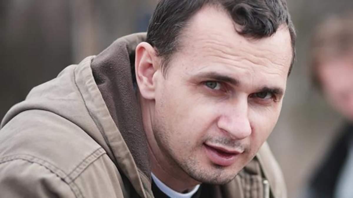 Олег Сенцов восстанавливается после голодовки