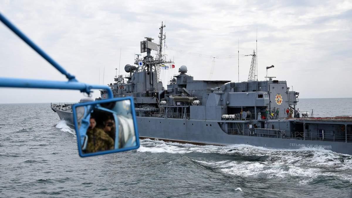 Конфлікт в Азовському морі вигідний Росії, – Frankfurter Allgemeine Zeitung