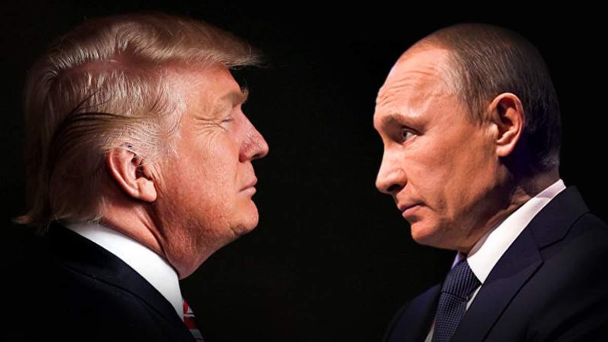 Трамп будет говорить с Путиным о кризисе в Азовском море?