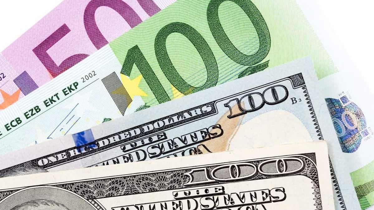 Готівковий курс валют 28 листопада в Україні