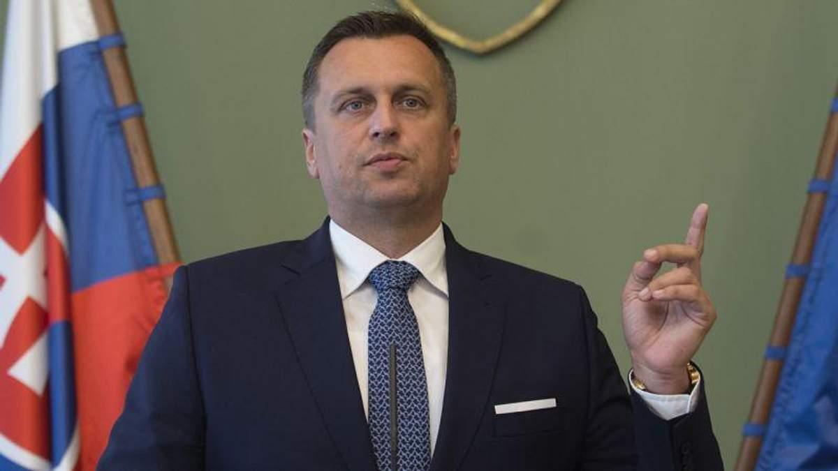 """""""З нами знову просто зіграли"""": глава парламенту Словаччини не вірить в агресію РФ на Азові"""