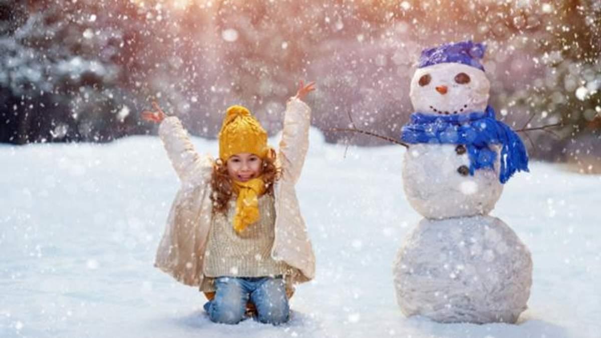 Погода на грудень 2018 - прогноз погоди на грудень в Україні