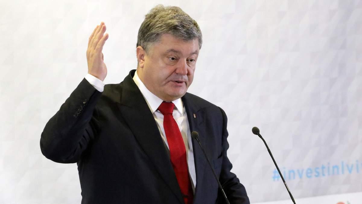 Порошенко переконує, що Путін хоче зірвати вибори Президента України-2019