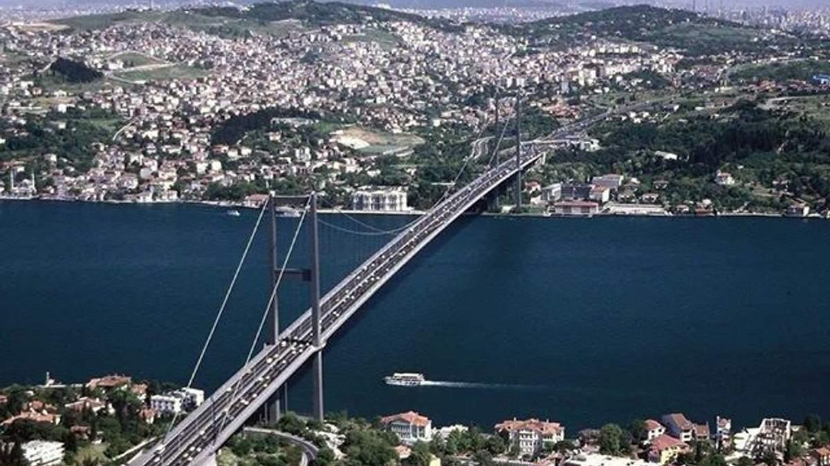 Украина попросит Турцию закрыть пролив Босфор для России