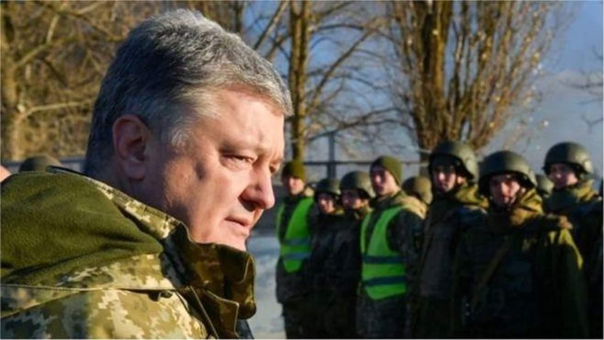 Порошенко сподівається,  що НАТО надішле кораблі в Азовське море