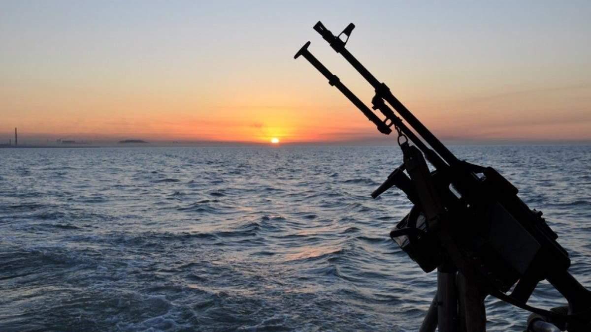 Військове керівництво Росії свідомо віддало наказ про обстріл українських кораблів в Азовському морі