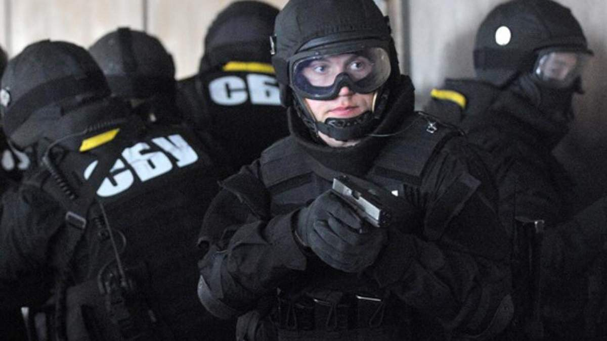 Экс-сотрудники СБУ причастны к захвату украинских кораблей в Азовском море