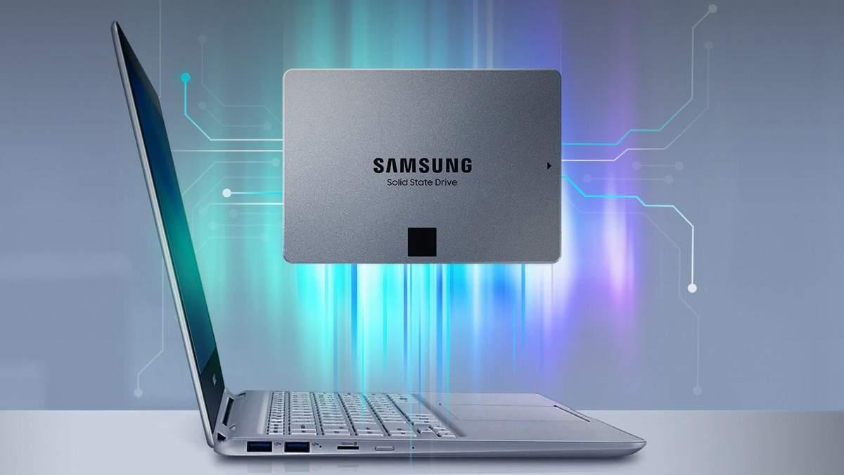 Samsung  представила бюджетні SSD-накопичувачі