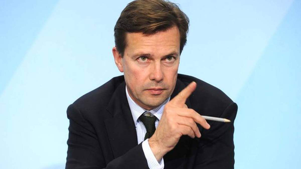 Штеффен Зайберт заявив, що Німеччина не надішле військові кораблі у Чорне море