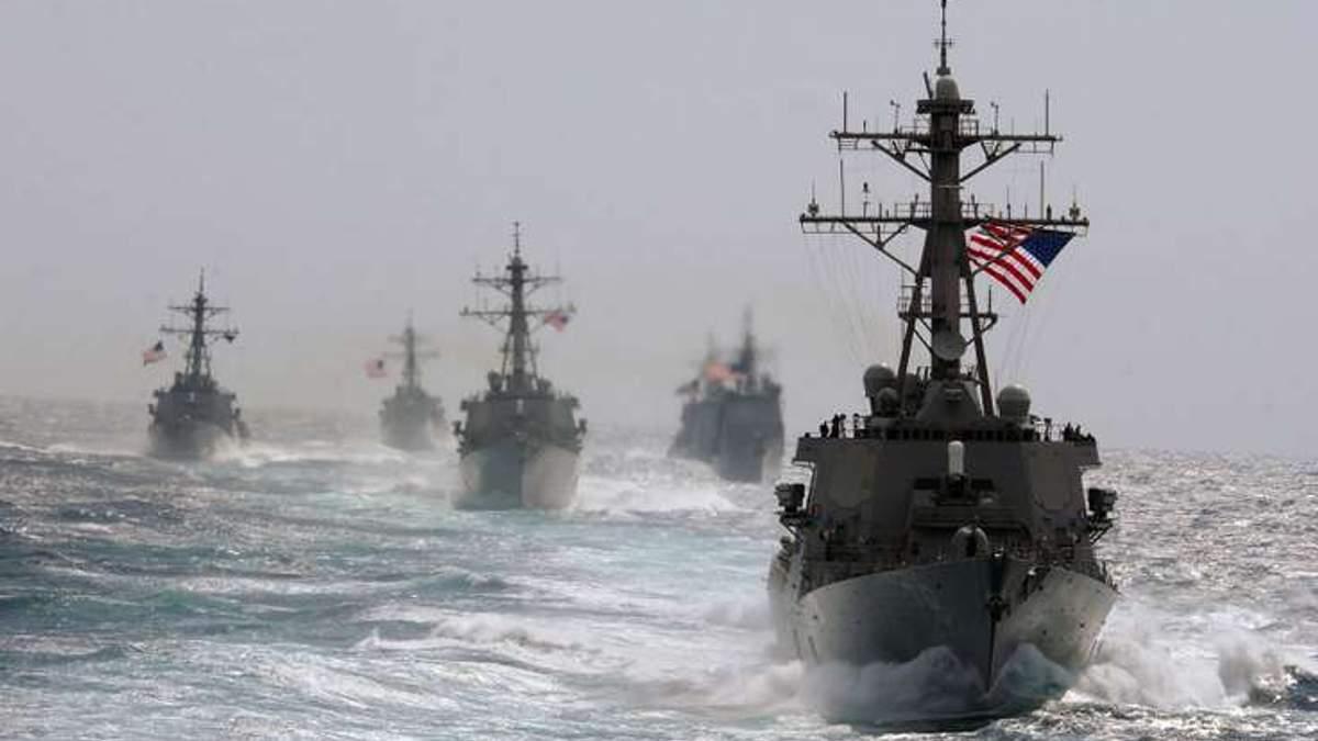 У НАТО дали Україні зрозуміти, що не надішлють кораблі в Азовське море