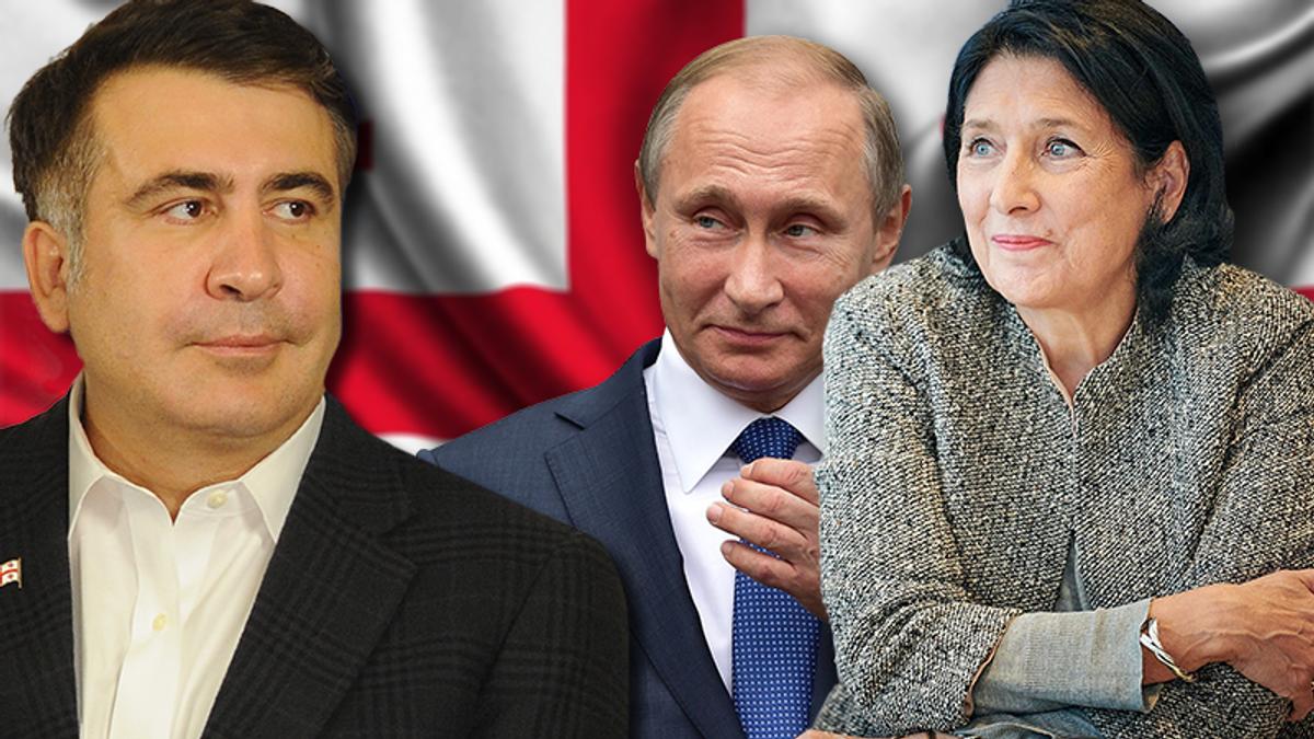 Вибори в Грузії 2018: які відносини Зурабішвілі та Росії