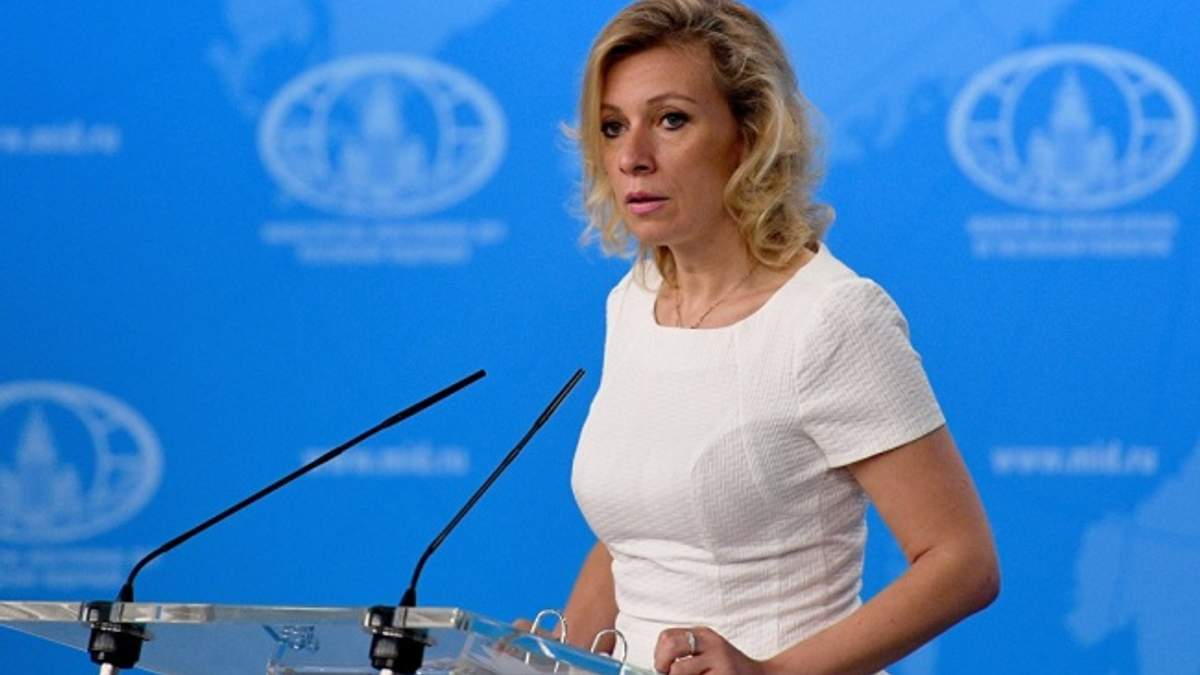 """""""Хіба у Європи є принципи"""": Захарова зухвало прокоментувала слова Меркель щодо санкцій проти РФ"""