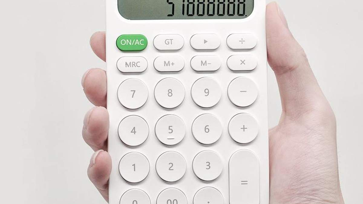 Xiaomi  MiiiW Calculator