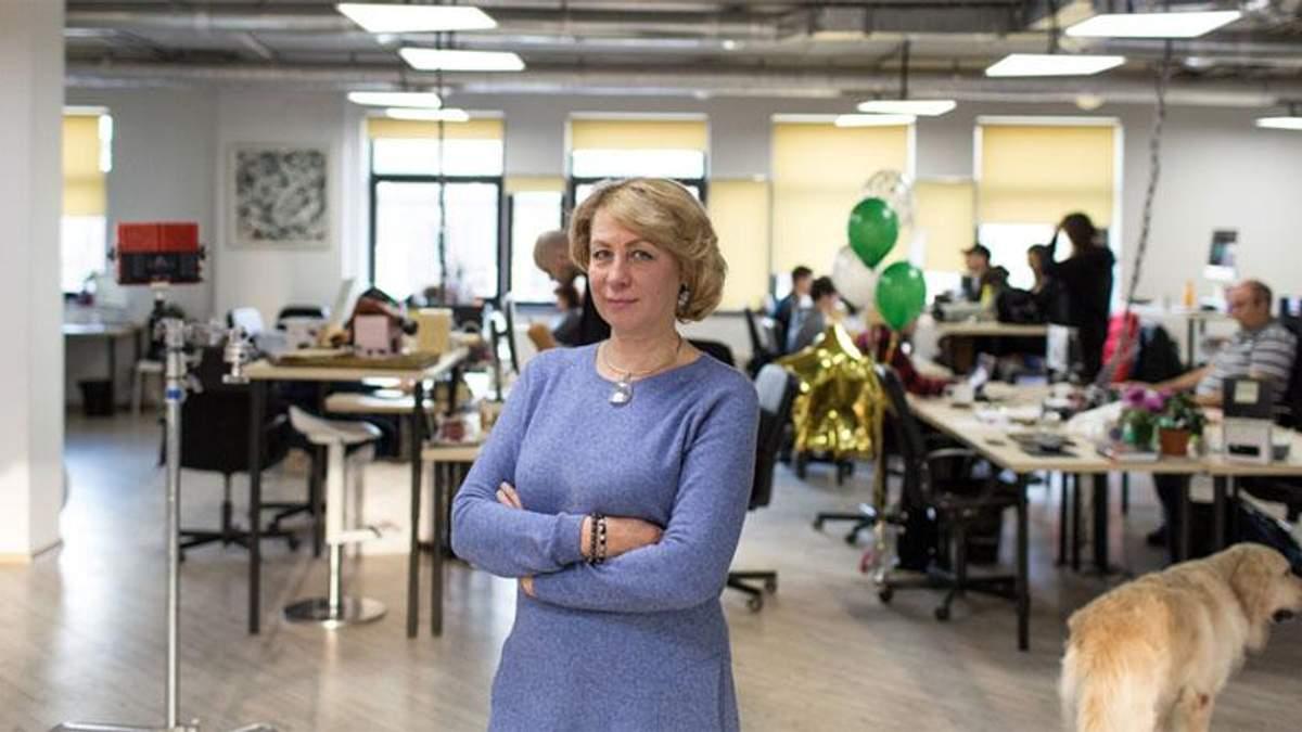 Татьяна Станиславовна работает фрилансером