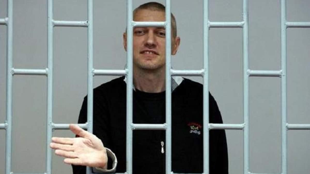 Украинского политзаключенного в РФ Клиха отправят в туберкулезную больницу