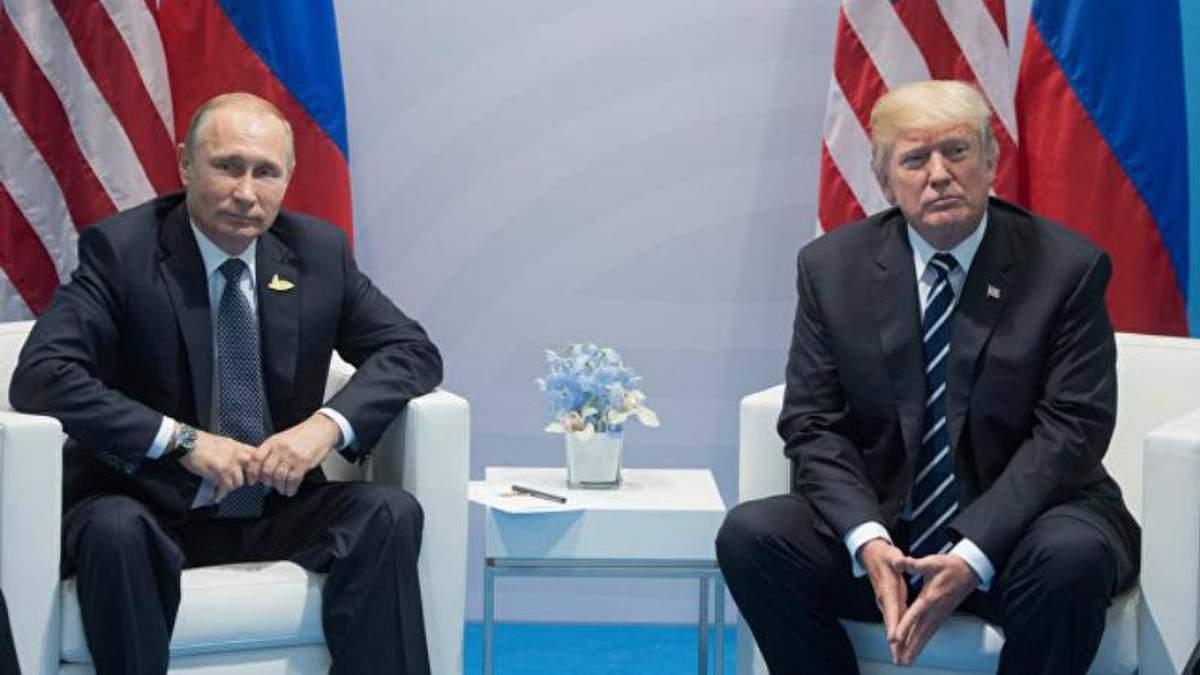 Зустріч Путіна та Трампа: чи буде третя спроба