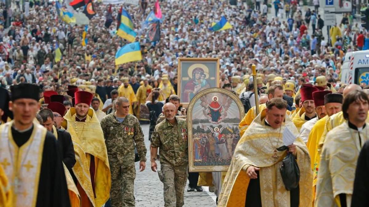 В УПЦ КП  прокоментували рішення синоду Вселенського патріархату щодо тексту Томосу та статуту Церкви