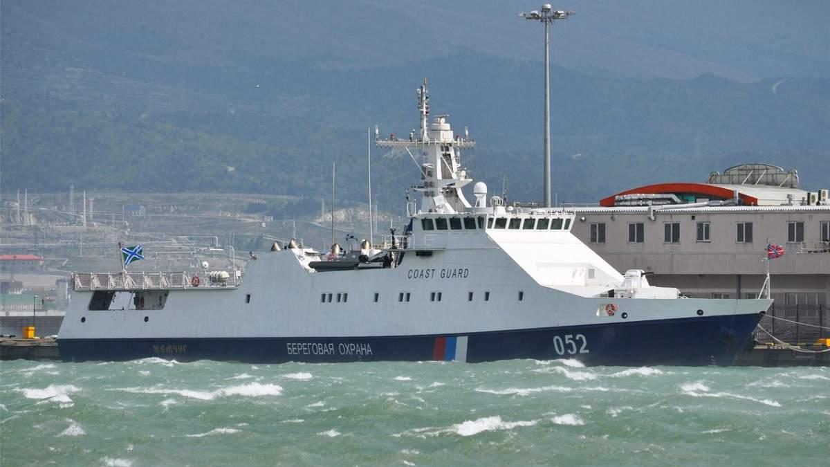 Атака РФ на українські кораблі на Азові: відомо імена зрадників України, що здійснювали обстріл