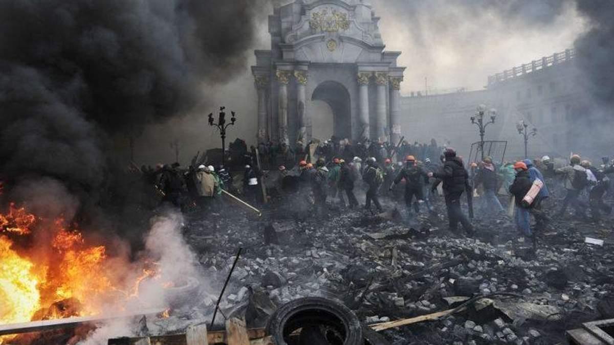 """""""Там була звіряча сила"""": моторошні спогади студентів кривавого розгону Євромайдану"""