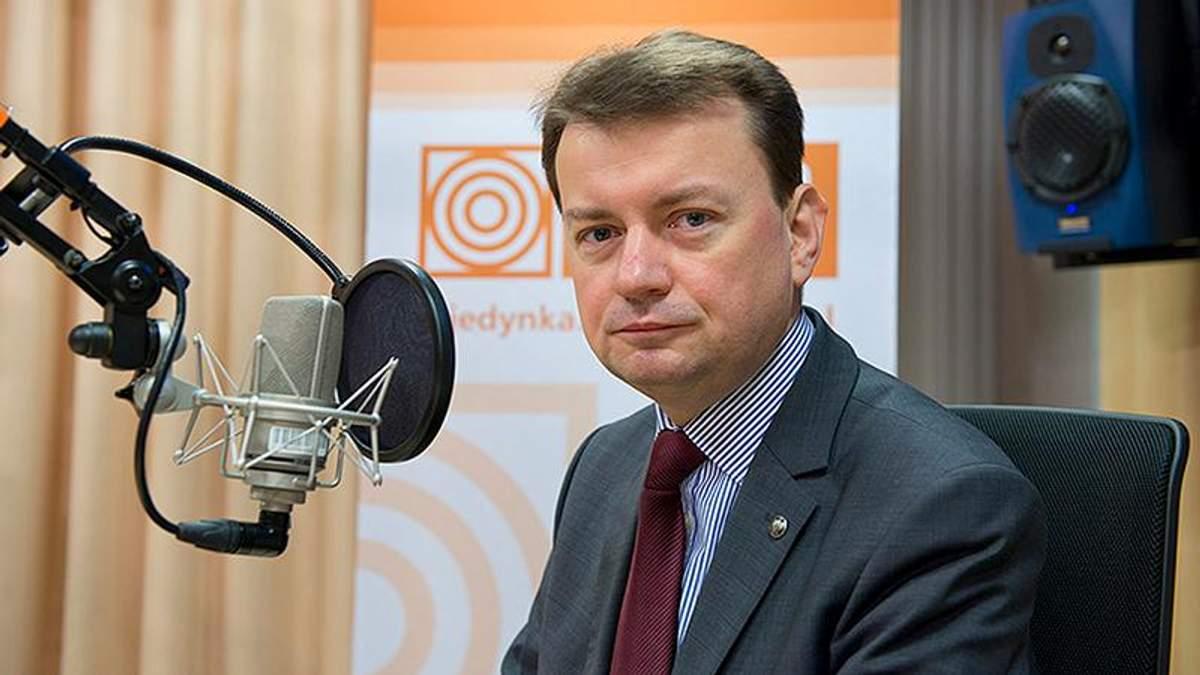 Мы имеем дело с восстановлением российской империи, – министр обороны Польши