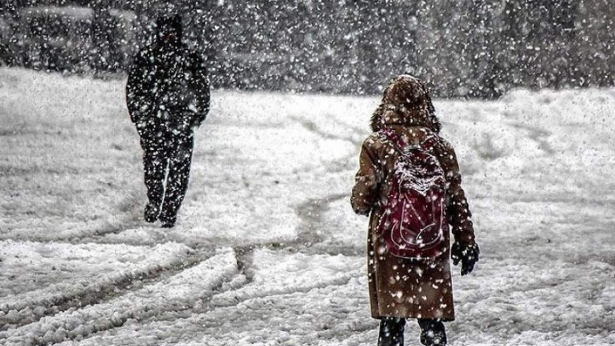 Погода 1 грудня 2018 Україна - прогноз погоди на 1 грудня
