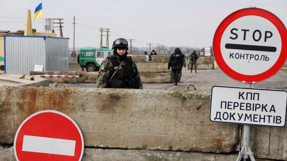 На оккупированный Донбасс ограничили въезд иностранцев