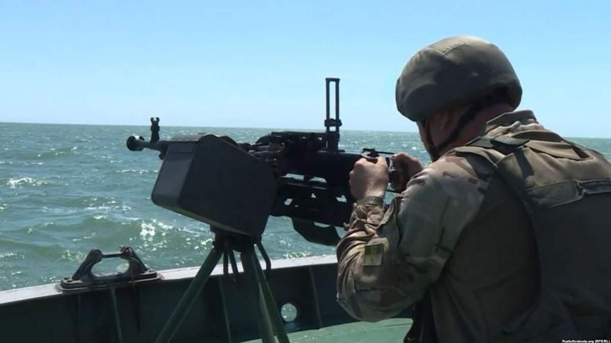 Эксперт назвал главные цели агрессии России в Азовском море