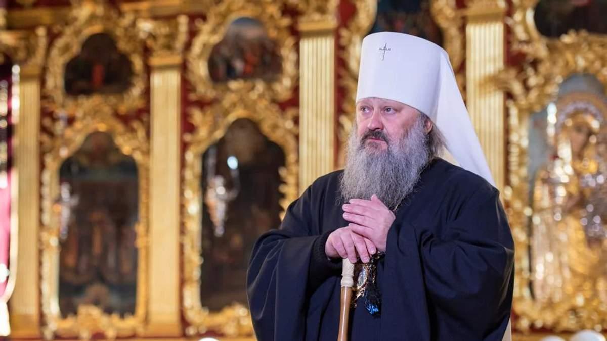 Забрали ящик водки: опальный митрополит Павел вспомнил незаконное вторжение в его жилище