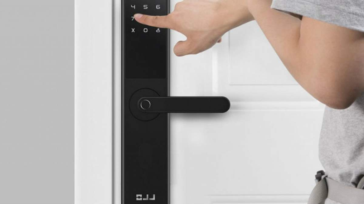 Xiaomi MIjia Smart Door Lock: особенности смарт-замка
