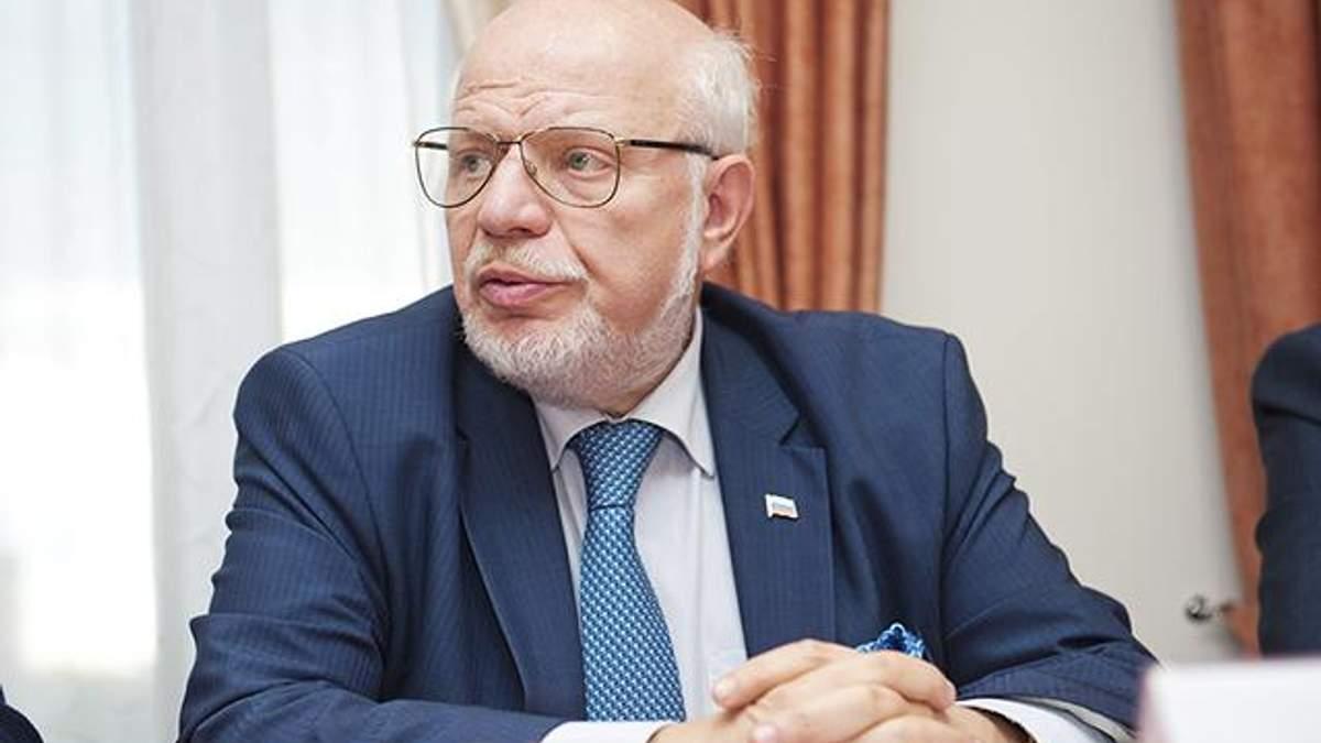Председатель Совета по правам человека при президенте России Михаил Федотов