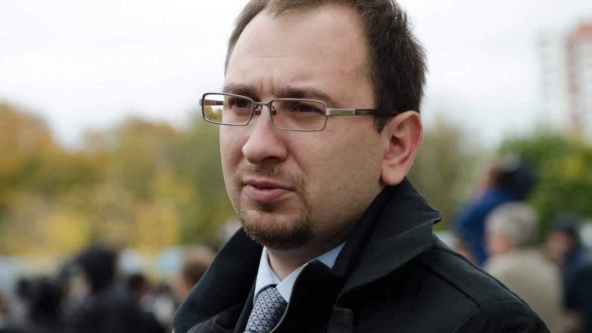 Адвокат полонених українських моряків Микола Полозов