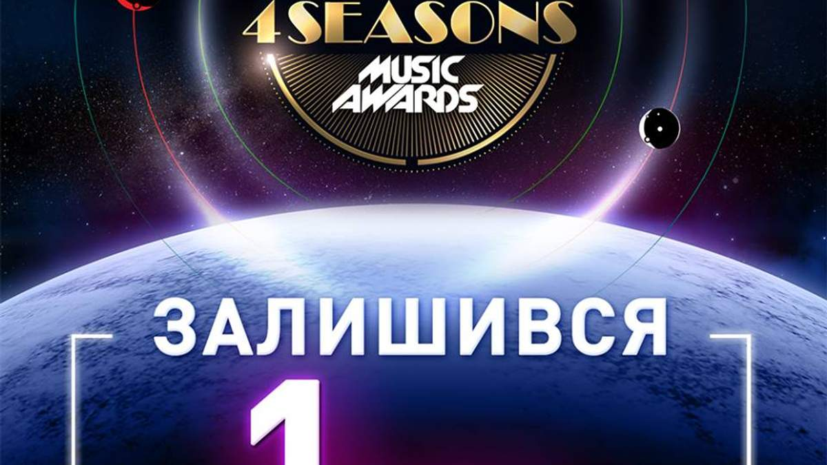 Переможці M1 Music Awards 2018 - список хто переміг у премії M1 Music Awards 2018