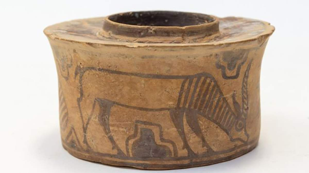 Глечик за п'ять доларів виявився стародавнім виробом Індської цивілізації