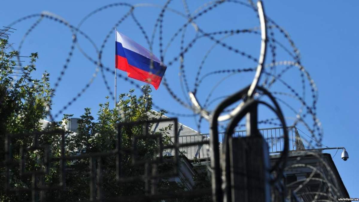 Росія надалі своїми діями ізолює себе на міжнародній арені