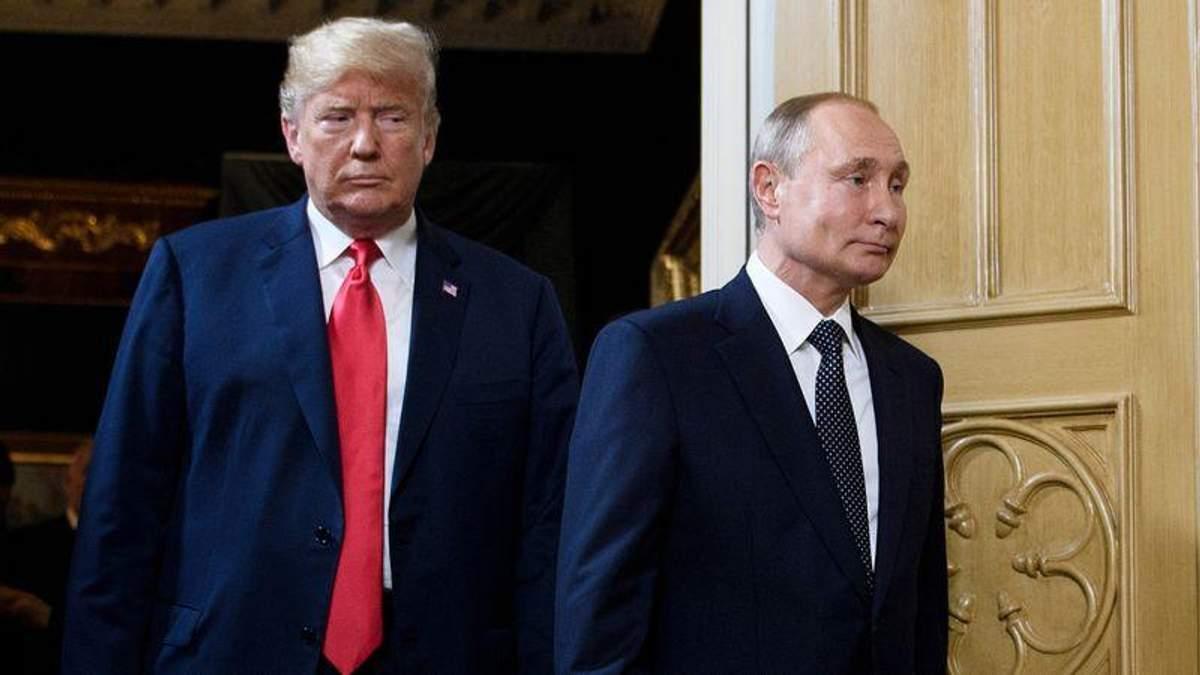 У Кремлі заявляють, що контактували із США попри скасування зустрічі Трампа і Путіна
