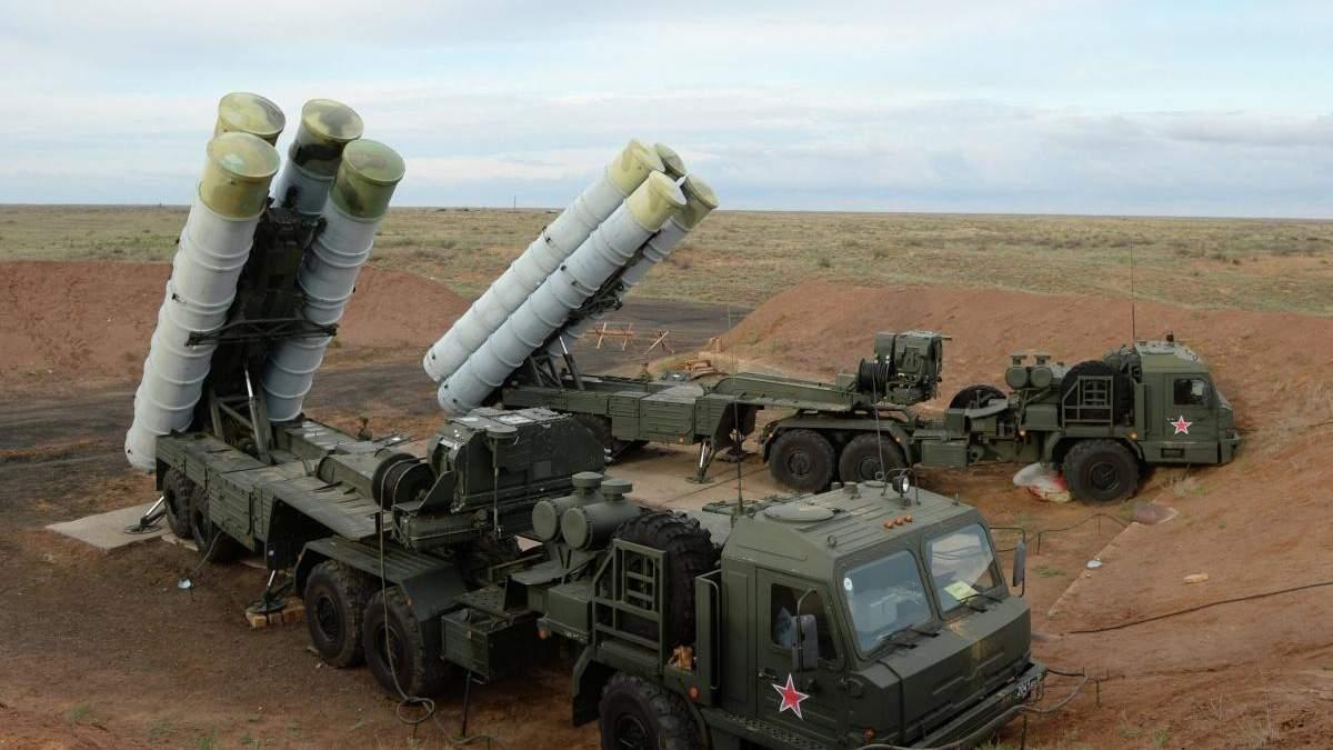 В окупованому Криму священики УПЦ МП освятили російські ракетні комплекси