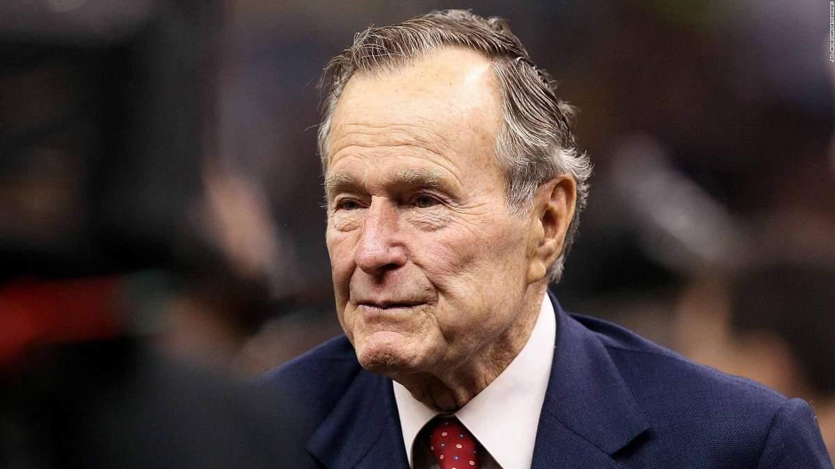 Буша-старшого поховають на території Техаського університету