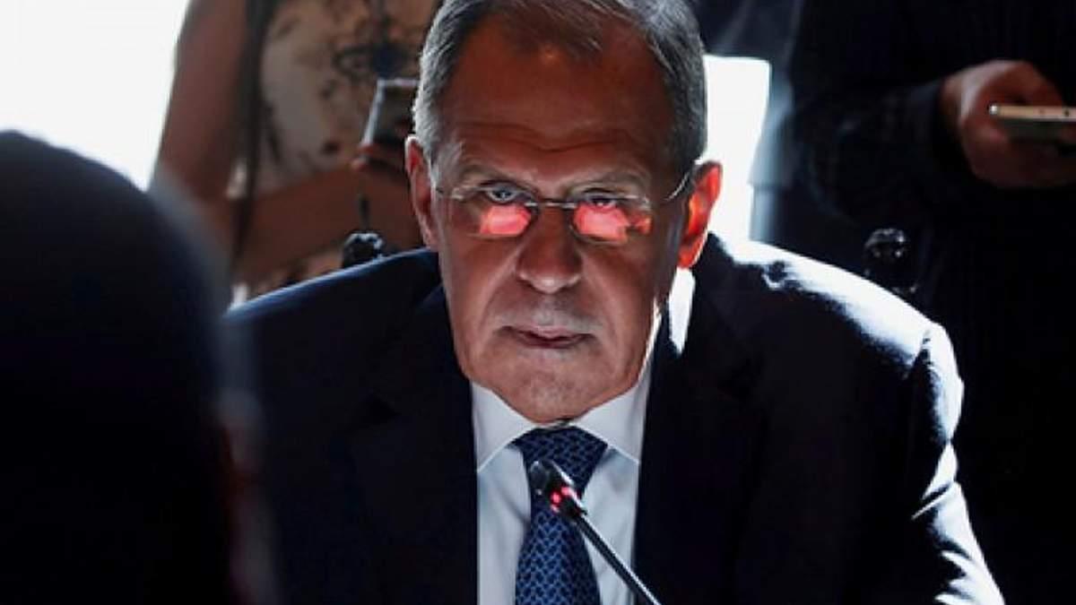 Теория заговора: Лавров заметил украинский след в отмене встречи между Трампом и Путиным