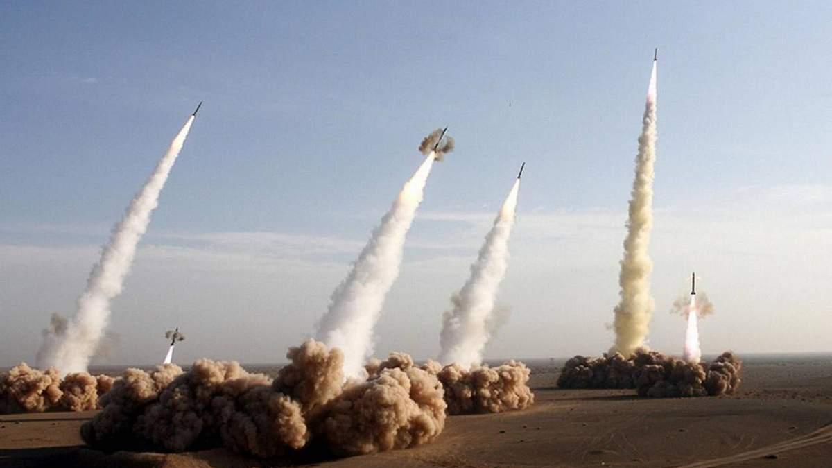 Іран продовжить ракетні випробування попри реакцію США