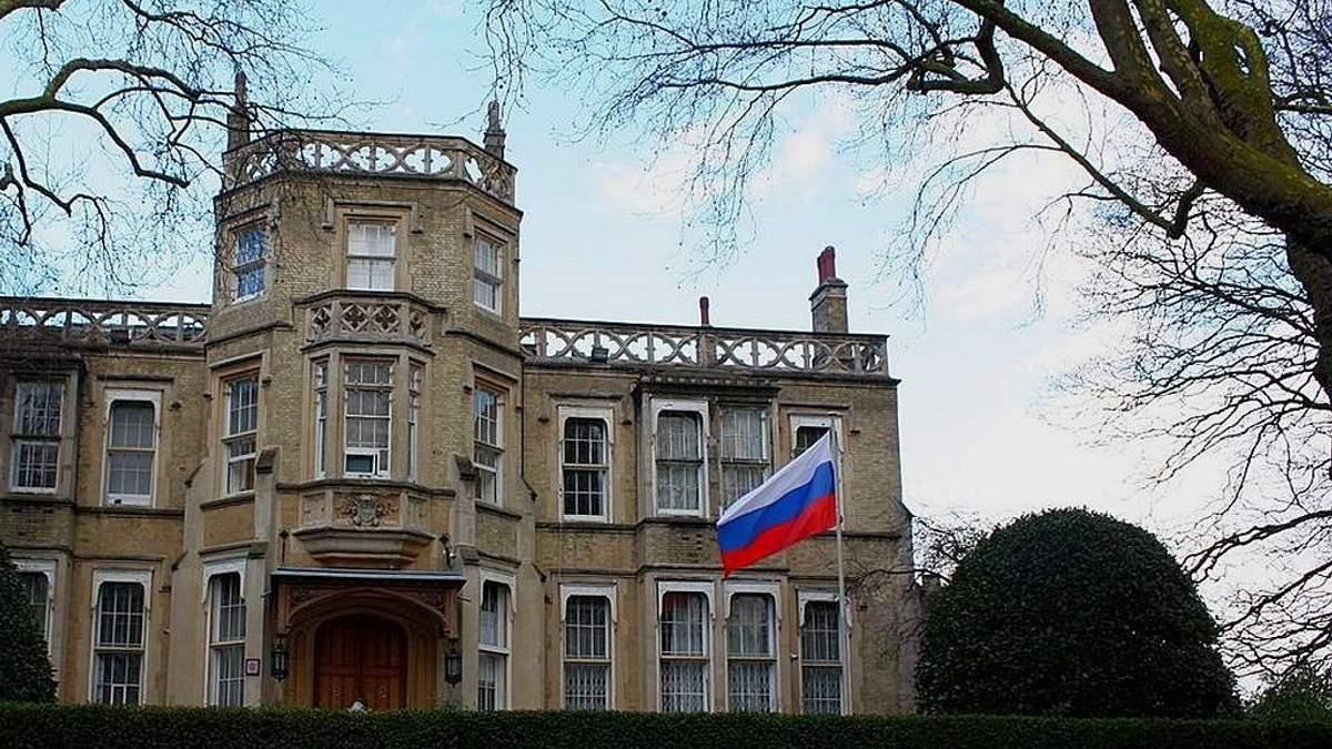 В посольстве РФ в Британии отреагировали на обвинения в шпионаже в сторону российских журналистов