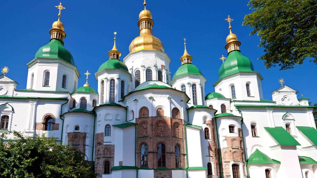 Софийский собор должен стать главным храмом Единой православной церкви, – Парубий