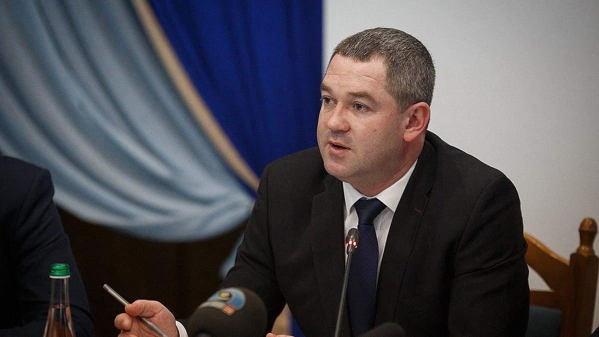 У Києві екс-голові ДФС Продану обирають запобіжний захід