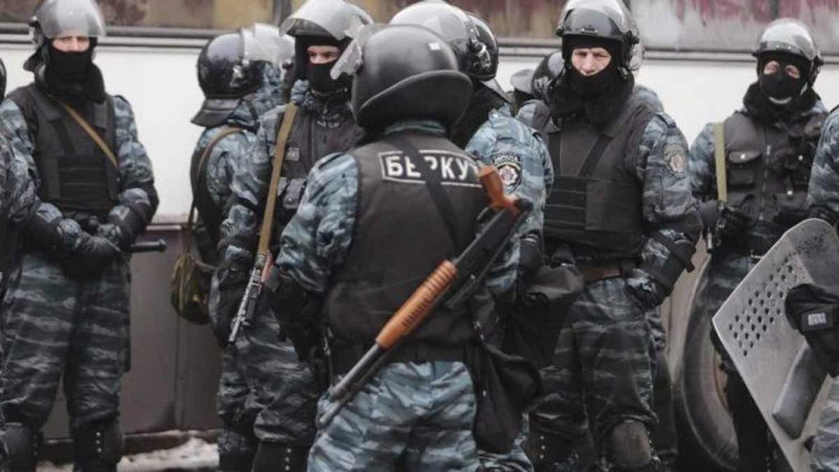 """Рада планує заборонити символіку """"Беркуту"""""""