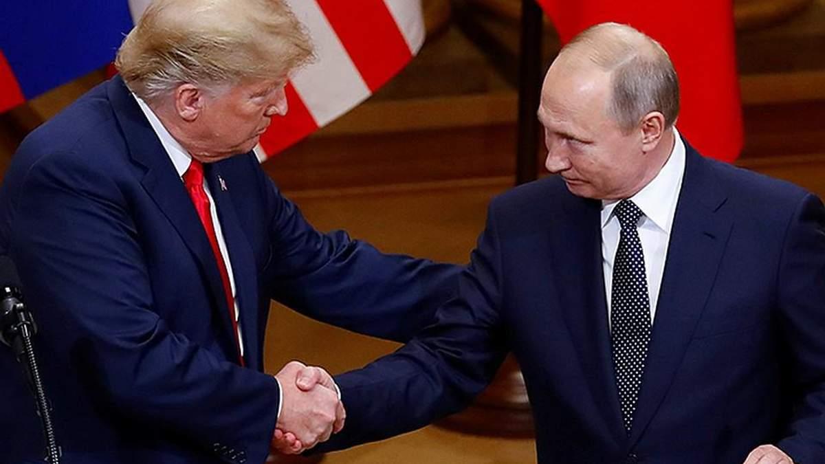 Трамп  оголосив про вихід з ДРСМД у жовтні