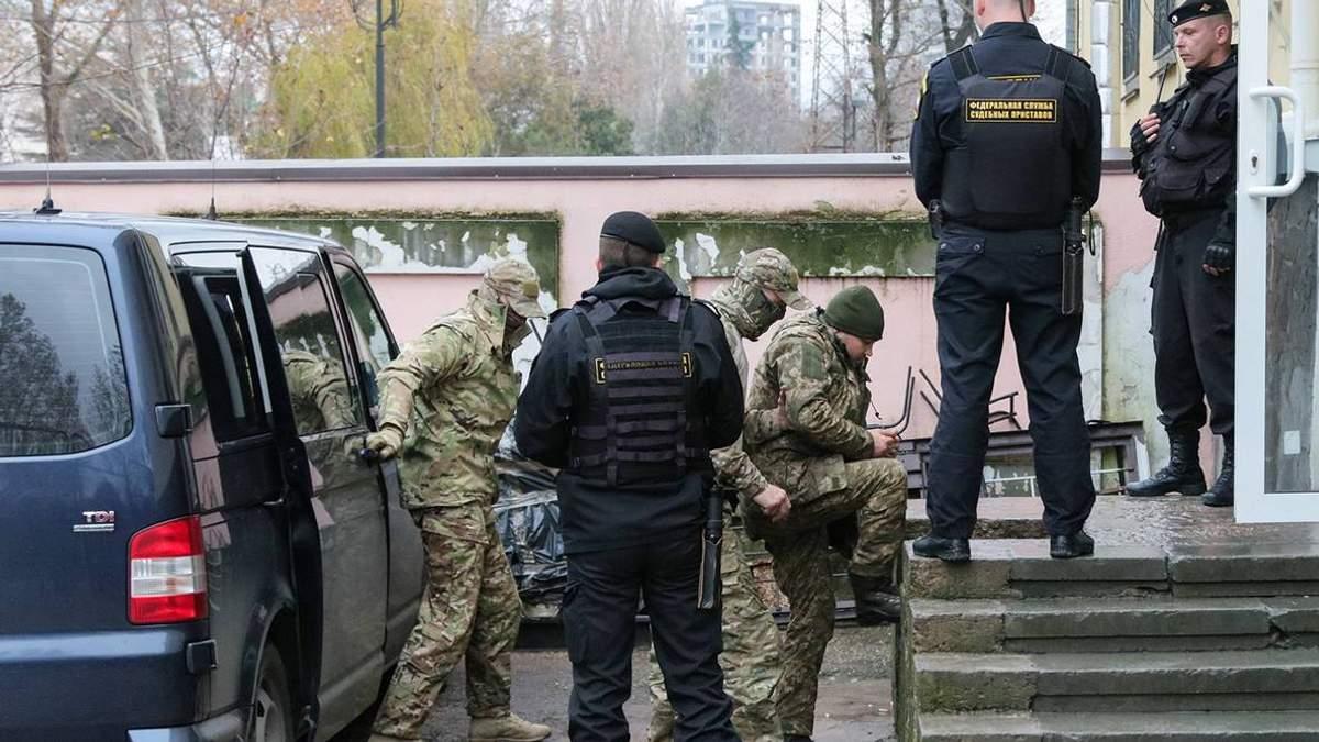 У США закликали тиснути на РФ для звільнення українських моряків